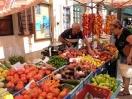 Mallorca: Wochenmarkt in Santanyi